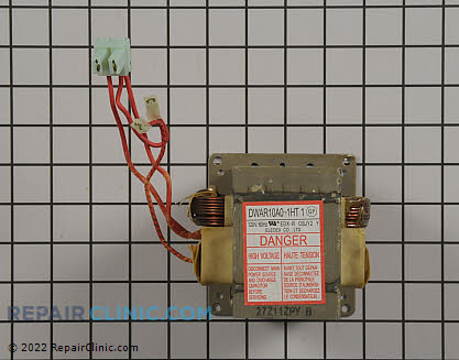 High Voltage Transformer 3518122600      Main Product View