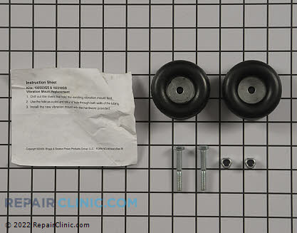 Snubber Pad 192553GS Main Product View
