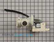 Drain Pump - Part # 2074211 Mfg Part # DC96-01336H