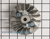 Blower Wheel & Fan Blade - Part # 1831707 Mfg Part # 753-06221