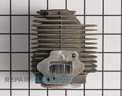 Cylinder Head - Part # 2264515 Mfg Part # A130000111