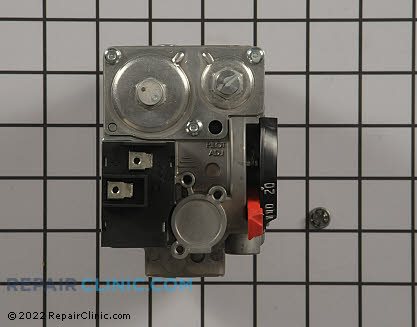 Gas Valve Assembly S1-2736-326P Main Product View