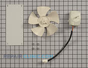 Condenser Fan Motor - Part # 3282389 Mfg Part # WR60X20329
