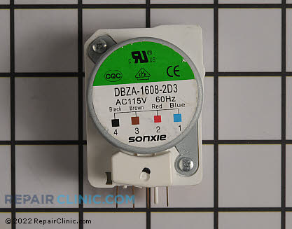 Defrost Timer 502412010003    Main Product View