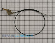 Throttle Cable - Part # 1765876 Mfg Part # 06900423