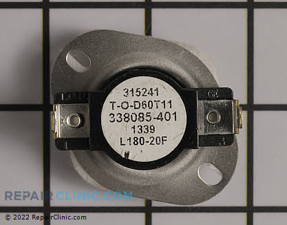 Limit Switch 338096-701 Main Product View