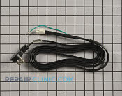 Power Cord - Part # 3198305 Mfg Part # 3903-000786