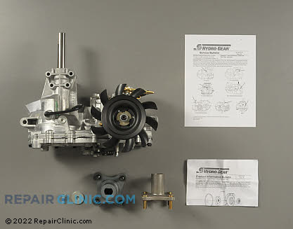 Transaxle Assembly 71650           Main Product View