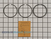 Piston Ring Set - Part # 1651753 Mfg Part # 493261