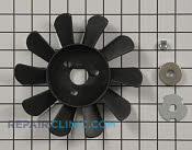 Cooling Fan - Part # 1767808 Mfg Part # 09274900