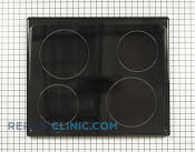 Glass Cooktop - Part # 1474420 Mfg Part # WB36K10794