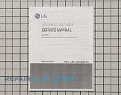 Service Tech Sheet - Part # 2675070 Mfg Part # MFL40322123