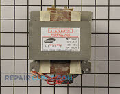 High Voltage Transformer - Part # 2078078 Mfg Part # DE26-00136A