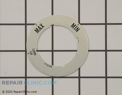 Knob Insert G02725-33 Main Product View