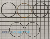 Piston Ring Set - Part # 1647480 Mfg Part # 794127