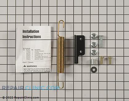 Spring anchor kit 1687303SM Main Product View