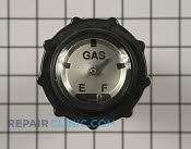Gas Cap with Gauge - Part # 2139916 Mfg Part # 102587