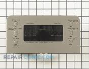Dispenser Façade - Part # 2050974 Mfg Part # DA97-07286J