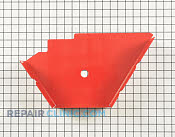 Guard, 61 - lh - red - Part # 2992692 Mfg Part # 5405484DYP