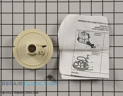 Recoil Starter Pulley 530071324 Main Product View
