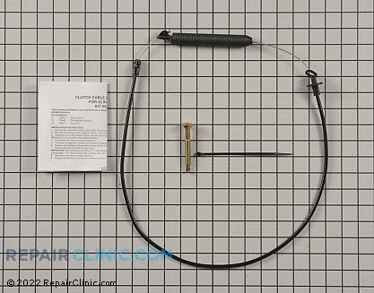 Clutch Cable 532175067 Main Product View