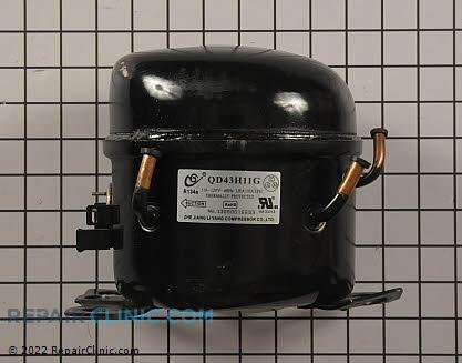 Compressor C.QD43H11G-1    Main Product View