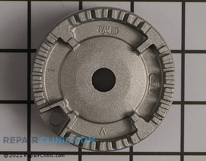 Surface Burner Cap 924518 Main Product View