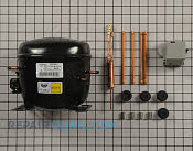 Compressor - Part # 1876187 Mfg Part # W10309988