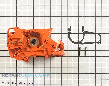Crankcase P021038800 Main Product View