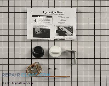 Oven Thermostat W10641988       Main Product View