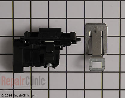 Door Latch W10619006       Main Product View