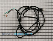 Power Cord - Part # 1225876 Mfg Part # WD-1900-16