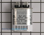 Run Capacitor - Part # 2386461 Mfg Part # P291-0404