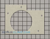 Gasket - Part # 2790035 Mfg Part # 607014