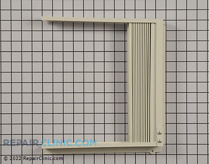 Curtain Frame DB92-00337A Main Product View