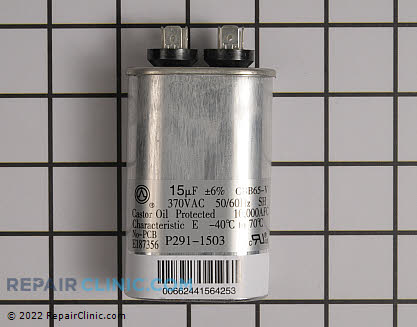 Run Capacitor P291-1503 Main Product View