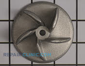 Fan Blade - Part # 2134414 Mfg Part # 58-8615-05