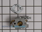 Carburetor - Part # 1727638 Mfg Part # 640231