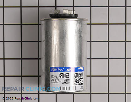 Dual Run Capacitor CPT00668 Main Product View