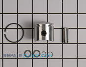 Piston - Part # 2246918 Mfg Part # 10000044331