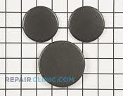 Surface Burner Cap - Part # 1890654 Mfg Part # 9763503CB