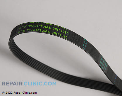 Drive Belt 00096426 Main Product View