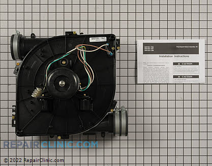 Blower Motor 320725-757 Main Product View