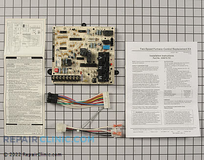 Control Board 325879-751 Main Product View