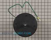 Fan Motor - Part # 2336093 Mfg Part # S1-02434550001