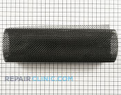 Guard,coil wiremesh,24x97,black plastic - Part # 2338651 Mfg Part # S1-02814728000