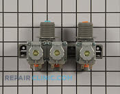 Water Inlet Valve - Part # 2070125 Mfg Part # DC62-00024B