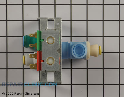Water Inlet Valve 00609284 Main Product View