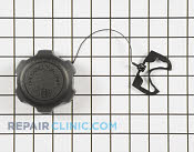 Gas Cap - Part # 3282655 Mfg Part # 95112426A