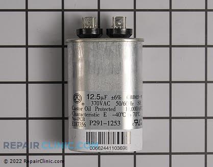Run Capacitor P291-1253 Main Product View